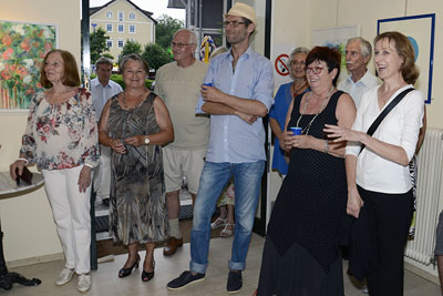 Vernissage Summerfeeling