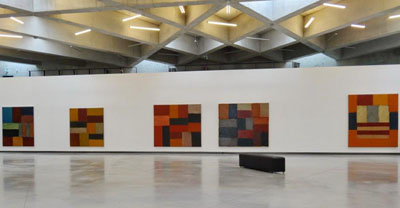 Bilder von Sean Scully